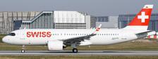 EW432N002 | JC Wings 1:400 | Airbus A320neo Swiss HB-JDB | is due: May 2020