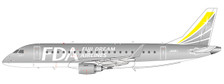 EW2175003 | JC Wings 1:200 | Embraer E-170-200STD FDA Fuji Dream Airlines JA10FJ Silver