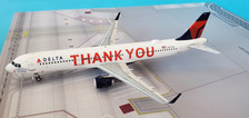 JF-A321-008 | JFox Models 1:200 | Airbus A321-211 Delta Air Lines Thank you N391DN (with stand)| is due: May 2020