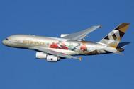 PH04319   Phoenix 1:400   Airbus A380 Etihad A6-APD Choose South Korea   is due: May 2020