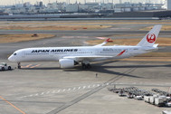 PH04321   Phoenix 1:400   Airbus A350-900 JAL JA05XJ   is due: May 2020