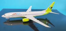 JF-737-8-023   JFox Models 1:200   Boeing 737-86N Jin Air HL7559