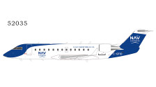 NG52035 | NG Model 1:200 | Bombardier CRJ-200ER NAV Canada C-GFIO | is due: May 2020