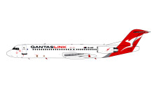 G2QFA868 | Gemini200 1:200 | Fokker 100 Qantaslink VH-NHP | is due: June 2020
