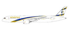 GJELY1904 | Gemini Jets 1:400 1:400 | Boeing 787-9 ELAL | is due: July 2020