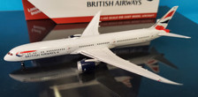 GJBAW1931 | Gemini Jets 1:400 1:400 | Boeing 787-10 British Airways G-ZBLA