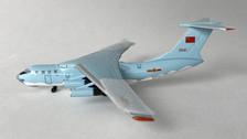 AC419766 | Aero Classics 1:400 | Ilyushin IL-76 Chinese Air Force 21141