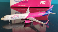 NG13010 | NG Model 1:400 | Airbus A321-200/w Wizz Air UK G-WUKL