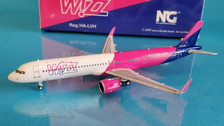 NG13011 | NG Model 1:400 | Airbus A321neo Wizz Air HA-LVH