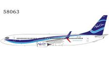 NG58063 | NG Model 1:400 | Boeing 737-800 NewGen Airways SP-LWE | is due: July 2020