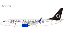 NG58062 | NG Model 1:400 | Boeing 737-800 United Airlines N14219 Star Alliance | is due: July 2020