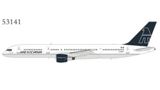 NG53141 | NG Model 1:400 | Boeing 757-200 Mexicana N765MX | is due: July 2020