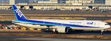 JCEW277W004A | JC Wings 1:200 | Boeing 777-300ER ANA All Nipon Airways JA795A (with stand) | is due: July 2020