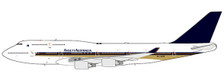 JCEW4744005 | JC Wings 1:400 | Boeing 747-400 Ansett Australia 9V-SMT | is due: July 2020