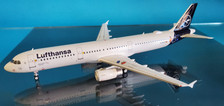 JF-A321-009 | JFox Models 1:200 | Airbus A321-131 Lufthansa D-AIRY (with stand)