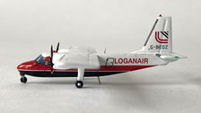SW173 | Small World 1:200 | BN-2A Islander Loganair G-BEDZ