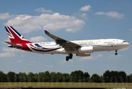 NG61022   NG Model 1:400   Airbus A330-200 RAF ZZ336 United Kingdom   is due: September 2020