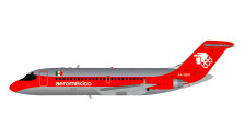 G2AMX278 | Gemini200  | Douglas DC-9-15 Aeromexico XA-SOY | is due: July 2020