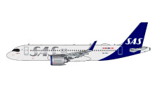 GJSAS1916 | Gemini Jets 1:400 1:400 | Airbus A320neo SAS SE-ROH | is due: July 2020