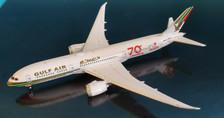 GJGFA1909 | Gemini Jets 1:400  | Boeing 787-9 Gulf Air 'retro' A9C-FG