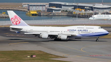 PH04334 | Phoenix 1:400 | Boeing 747-400 China Airlines B-18215 | is due: August 2020