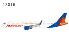 NG13015 | NG Model 1:400 | Airbus A321-200 Jet 2 Holidays G-HLYF | is due: August 2020