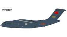 NG22002   NG Model 1:400   Xian Y-20 20042 PLAAF   is due: August 2020