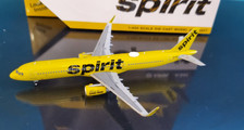 GJNKS1526 | Gemini Jets 1:400 1:400 | Airbus A321 Spirit N672NK