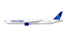 GJUAL1922 | Gemini Jets 1:400 1:400 | Boeing 777-300ER N2749U | is due: August 2020