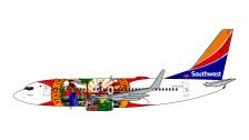 GJSWA1419 | Gemini Jets 1:400 | Boeing 737-700 Southwest N945WN, 'Florida One'