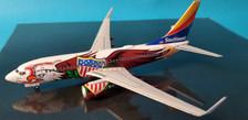 G2SWA872   Gemini200 1:200   Boeing 737-700 Southwest Illinois One livery N918WN