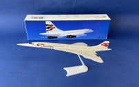PPC10106 | Herpa Snap-Fit (Wooster) 1:250 | Concorde British Airways G-BOAF (plastic)