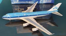 PH11619   Phoenix 1:400   Boeing 747-400 KLM Swan PH-BFE