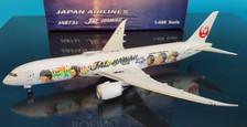 PH04344   Phoenix 1:400   Boeing 787-9 JAL JA873J, 'Arashi Hawaii'