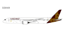 NG55049 | NG Model 1:400 | Boeing 787-9 Vistara VT-TSF | is due: September 2020