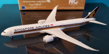 NG56007 | NG Model 1:400 | Boeing 787-10 Singapore Airlines 9V-SCA