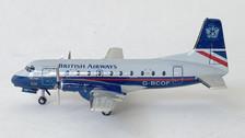 SWGBCOF | Small World 1:200 | HS 748 British Airways G-BCOF, 'Landor'