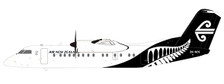 XX2273 | JC Wings Military 1:200 | Dash-8-300 Air New Zealand ZK-NES