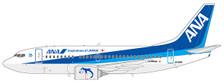 EW2735005 | JC Wings 1:200 | Boeing 737-500 ANA JA306K Farewell | is due: September 2020