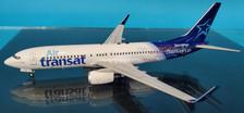 JF-737-8-027   JFox Models 1:200   Boeing 737-8Q8 Air Transat C-GTQJ (with stand)