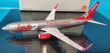 JF-737-8-039 | JFox Models 1:200 | Boeing 737-8MG Jet2 G-JZBJ (with stand)