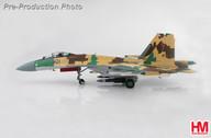 HA5706 | Hobby Master Military 1:72 | Sukhoi Su-35 Flanker Prototype 901 Zhukovski