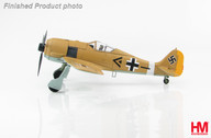 HA7426 | Hobby Master Military 1:48 | Fw 190A-4 Luftwaffe 1/JG-2 Tunisis 1942