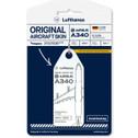 AVTAGDAIHR | Gifts | Original Aircraft Skin - Airbus A340-600 Lufthansa D-AIHR