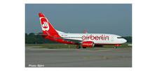 534666 | Herpa Wings 1:500 | Boeing 737-700 Air Berlin D-AHXF | is due: November 2020