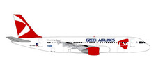 534680 | Herpa Wings 1:500 | Airbus A320 CSA OK-HEU | is due: November 2020