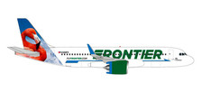 534697 | Herpa Wings 1:500 | Airbus A320neo Frontier N308FR | is due: November 2020
