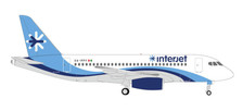 534710 | Herpa Wings 1:500 | Sukhoi Superjet SSJ-100 Interjet XA-PPY | is due: November 2020
