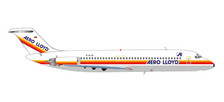 571012 | Herpa Wings 1:200 | DC-9-30 Aero Lloyd D-ALLB | is due: November 2020