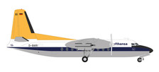 571029 | Herpa Wings 1:200 1:200 | Fokker F-27 Lufthansa D-BARI | is due: November 2020